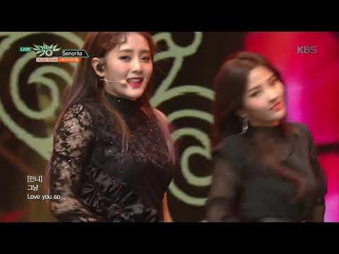 Senorita - (G)I-DLE (여자)아이들 [뮤직뱅크 Music Bank] 20190308