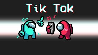 OFFICIAL TIKTOK Mod in Among Us
