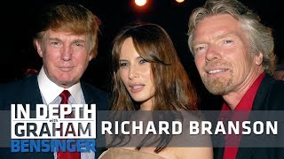 Richard Branson: Crazy lunch with Donald Trump