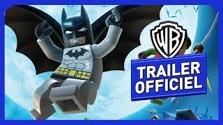 Lego batman 2 : dc super heroes :  bande-annonce 2 VO