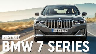 BMW 7 Series: Everything you need to know
