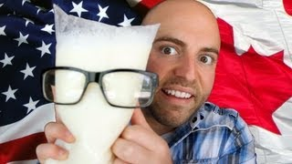 10 Differences between CANADIANS and AMERICANS!