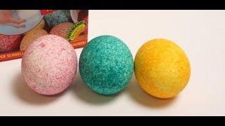 DIY Đồ chơi trẻ em, Lắc trứng, nhuộm màu, trang trí trứng Phục Sinh