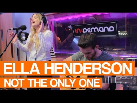 Ella Henderson - Not The Only One - Sam Smith Cover | Live Session