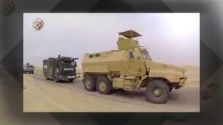 الجيش المصري يحكم سيطرته علي سيناء - شاهد البيان الهام للقوات ...