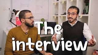 "ازاي تعدي الانترفيو"" interview "" بنجاح 💼"