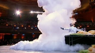 America's Got Talent 2017 Science Guy Nick Uhas Blows Up Howie on Stage Full Audition S12E02