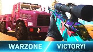 Call of Duty Warzone - Tuesday FUN WINS Live (Call of Duty: MW Battle Royale)