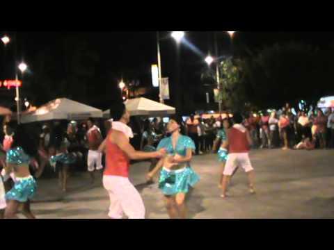 Baile - Bomba ecuatoriana (V)