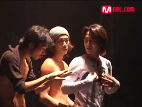 061002 Shinhwa Tokyo Concert - Rehearsal part 1