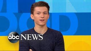 Tom Holland says he had 8 auditions for 'Spider-Man: Homecoming'