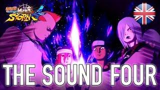Naruto SUN Storm 4 - The Sound Four - DLC 3 Trailer