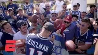 Inside the Patriots' offseason visit to Israel   NFL on ESPN
