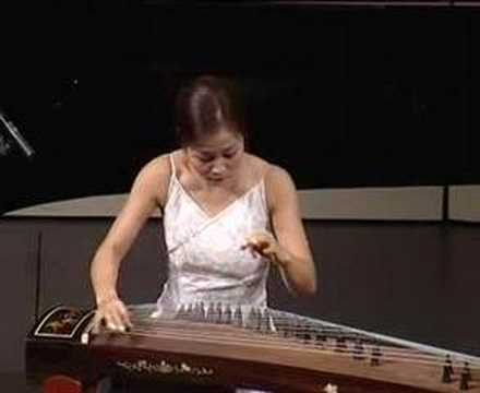 袁莎古箏獨奏:林泉 Chinese zither-Guzheng : Spring in the Forest