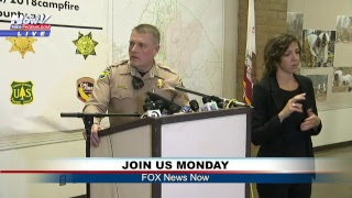 FNN: 2 Los Angeles area police chases; White House ceremony, CA wildfires continue