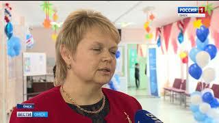 Омские школьники продемонстрировали свои научно-исследовательские проекты
