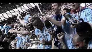 Manchester City Win Premiere League vs  QPR - HD