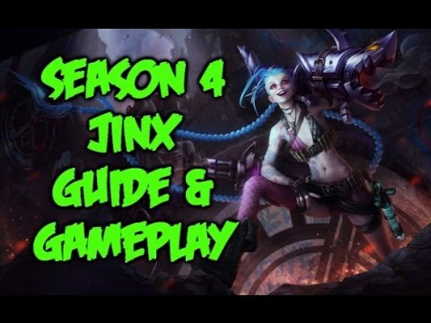 Jinx Build Season 4 Adc Nothings Going To Stop Us Now Film
