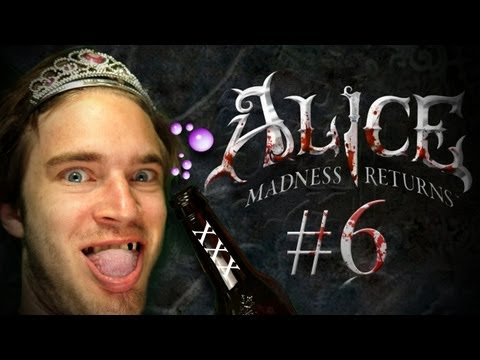 DRUNK ALICE - Alice: Madness Returns - Part 6 - Smashpipe Games