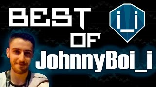 Best of JohnnyBoi_i! (FUNNY MOMENTS, OWN GOALS BY PRO PLAYERS...) | Rocket League