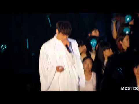 [FANCAM] I2O722 Jonghyun ㅎㅅㅎ Amazing Grace