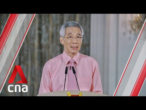 PM Lee on COVID-19: Situation in Singapore under control; not moving DORSCON level to red | In full