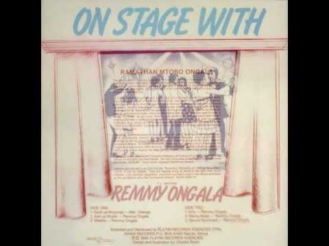 On Stage With Remmy Ongala & Orch. Super Matimila 1988 online metal music video by REMMY ONGALA