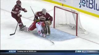 Boston College vs. Boston University - Beanpot Highlights - 02/08/2016
