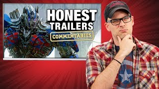 Honest Trailer Commentaries - Transformers: The Last Knight