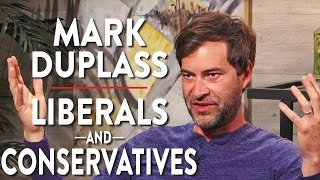 Mark Duplass on the Divide Between Liberals and Conservatives (Pt. 2)