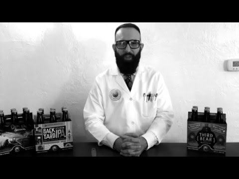 SBC Labs ft. Dr. Douglas | SBC Craft Beer | Bad Luck Tested