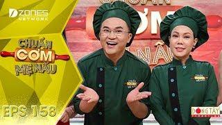 Chuẩn Cơm Mẹ Nấu 2018 | Tập 158 Full HD: Phương Linh - Thiên An (29/07/2018)