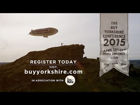 BUY YORKSHIRE SHOWREEL 2015