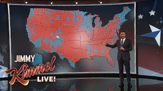 Jimmy Kimmel Live LIVE After the Midterms FULL Monologue