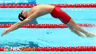 Major malfunction at worlds causes slips at starts | World Swimming Championships 2019 | NBC Sports
