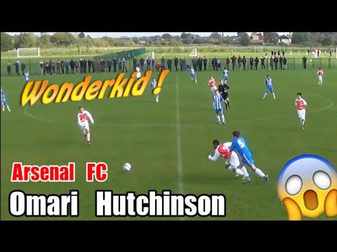 Tài năng trẻ Arsenal trình diễn skill cực đỉnh