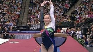 McKayla Maroney takes 2nd in Gymnastic Nationals - from Universal Sports