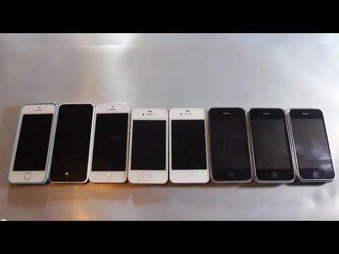 How to Unlock iPhone 5S – 5C – 4S – 4 – 3GS- 3G – Metro PCS