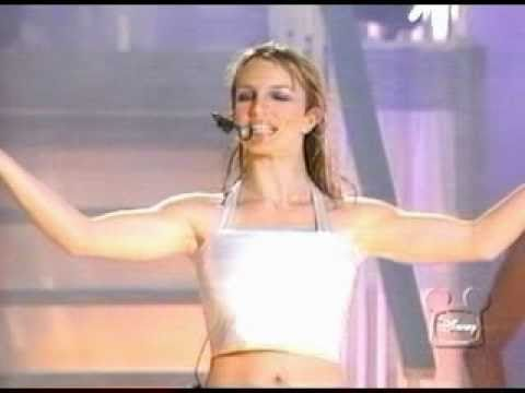 Britney Spears - Baby One More Time (Live Disney)