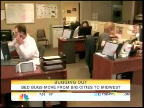 Schendel Pest - Bed Bugs On the Today Show