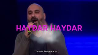 Stüdyoyu Yıktı Geçti Dodan Özer 'Haydar Haydar' - 'Avşar Elleri' - O Ses Türkiye 24 Aralık 2016