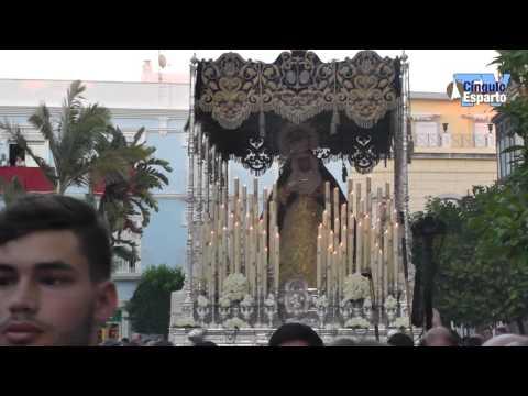 Magna Mariana de Ayamonte: Virgen del Mayor Dolor