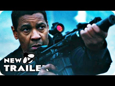 THE EQUALIZER 2 ALL Clips & Trailer (2018) Denzel Washington Movie