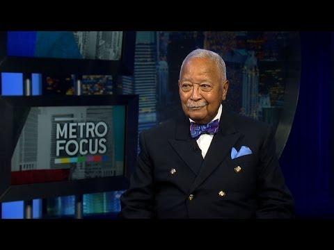 """""""A Mayor's Life"""": David Dinkins on Campaign 2013 and His New Memoir   MetroFocus"""