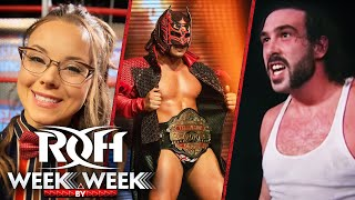 ROH TV Championship Match Announced For Later This Month