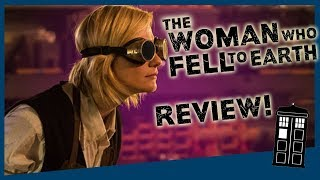 Doctor Who - 'The Woman Who Fell to Earth' series 11 episode 1 │Review/Reaction