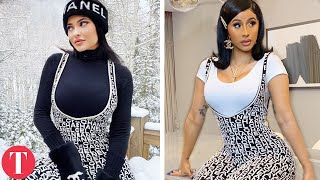 7 Times Kylie Jenner Copied Cardi B