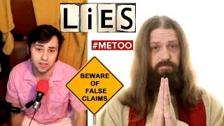 Jesus Christ is being accused of sexual misconduct?