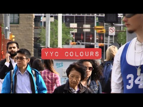 YYC Colours - a documentary about racism in Calgary