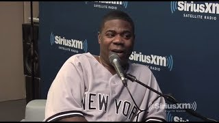 "Tracy Morgan on Martin Lawrence ""He let me eat at his table"" // SiriusXM // Raw Dog"
